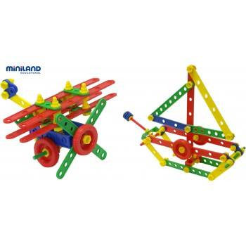 Mecaniko 191 Pcs, Build it, Makaniko, Little Toy Lane - Little Toy Lane