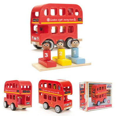 Bernie's Number Bus, Learn & Explore, Indigo Jamm, Little Toy Lane - Little Toy Lane