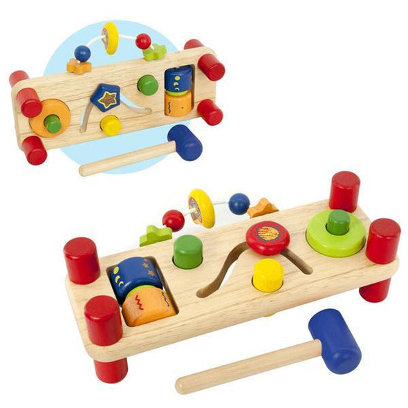 Busy Bench, Learn & Explore, I'm Toy, Little Toy Lane - Little Toy Lane