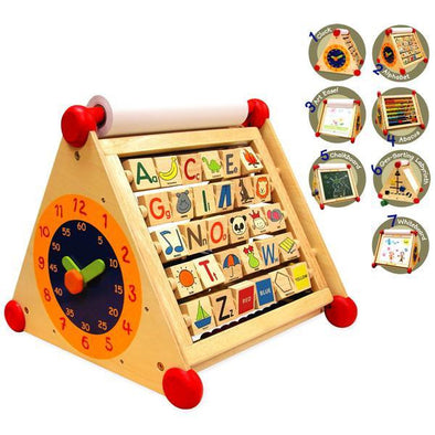 7 In 1 Activity Center, Learn & Explore, I'm Toy, Little Toy Lane - Little Toy Lane