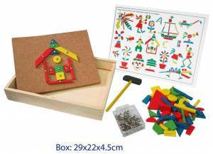 Tap Tap Set, Build it, La Belle Toys, Little Toy Lane - Little Toy Lane
