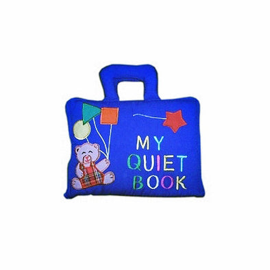 Quiet Book, Cloth Books, Dyles, Little Toy Lane - Little Toy Lane