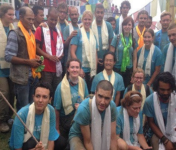 All Hands Volunteering Experience Nepal