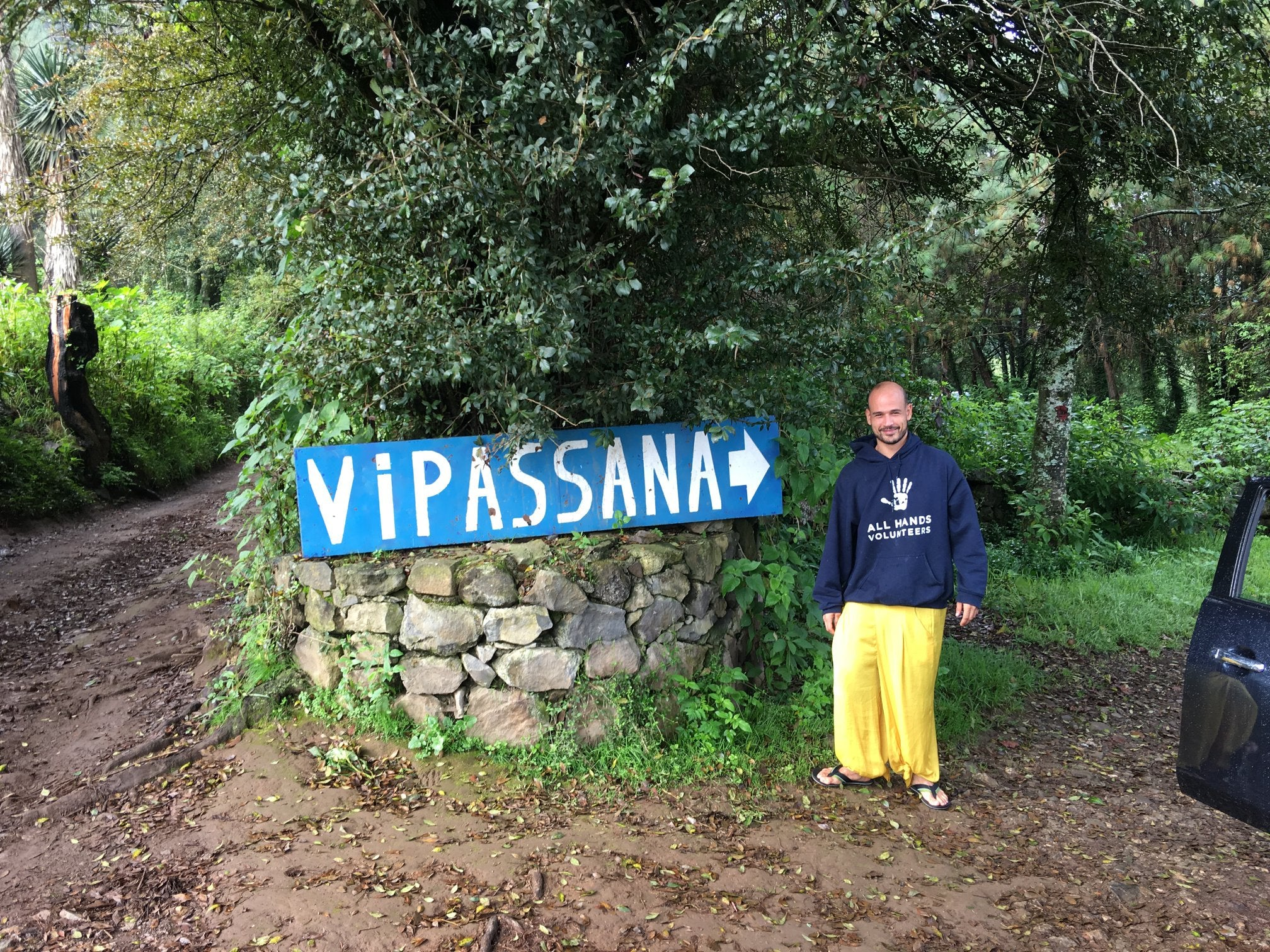 Vipassana Meditation  Mexico