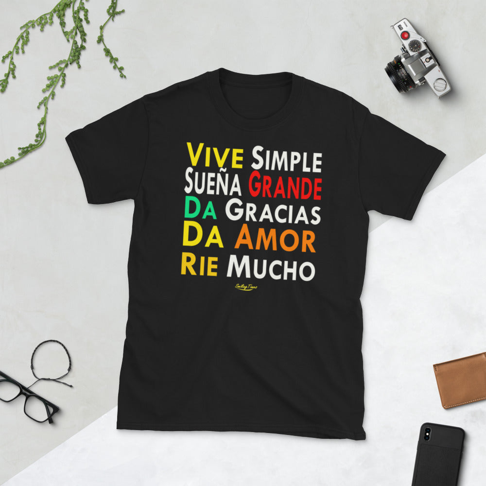 Viva Short-Sleeve Unisex T-Shirt