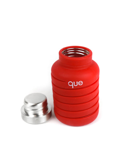 que Bottle / Collapsible Water Bottle