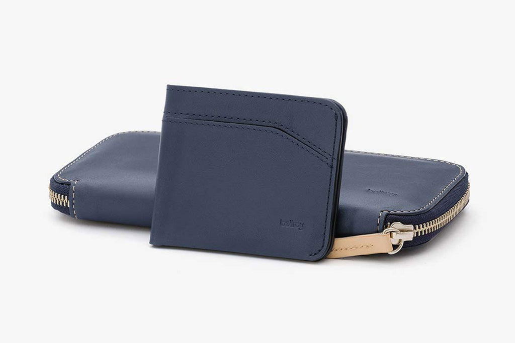 Carry Out Wallet - Blue Steel