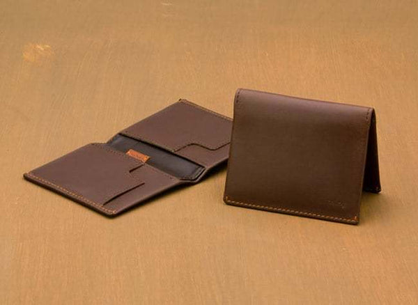 Slim Sleeve Wallet - Cocoa