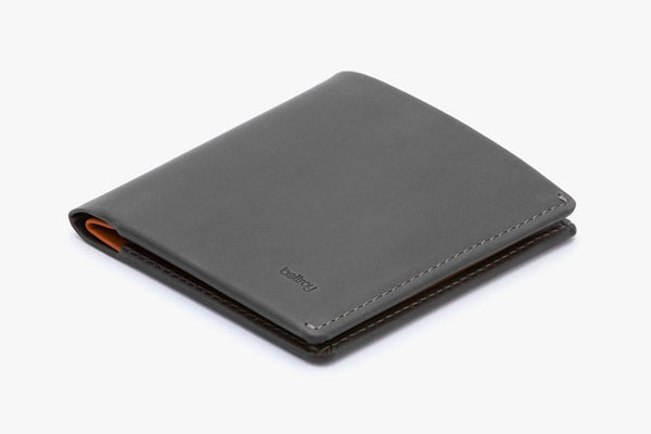 Note Sleeve Wallet - Charcoal