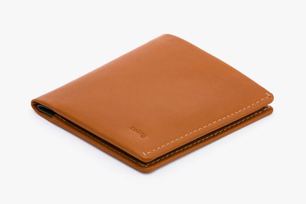 Note Sleeve Wallet - Caramel - RFID