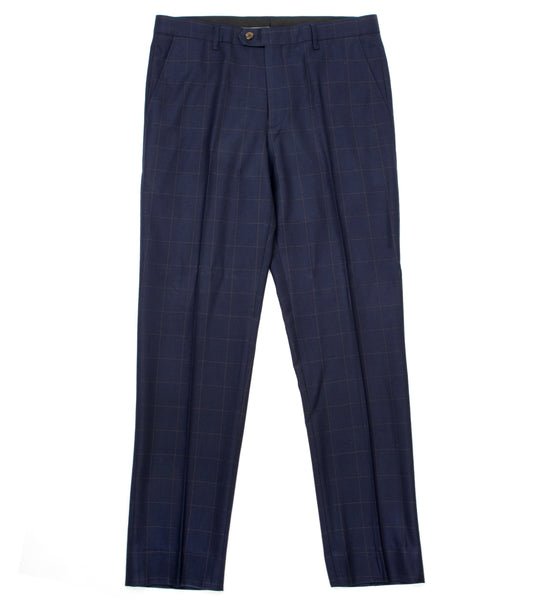 Hanae Windowpane Pants