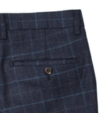 Awazu Charcoal Plaid Pants