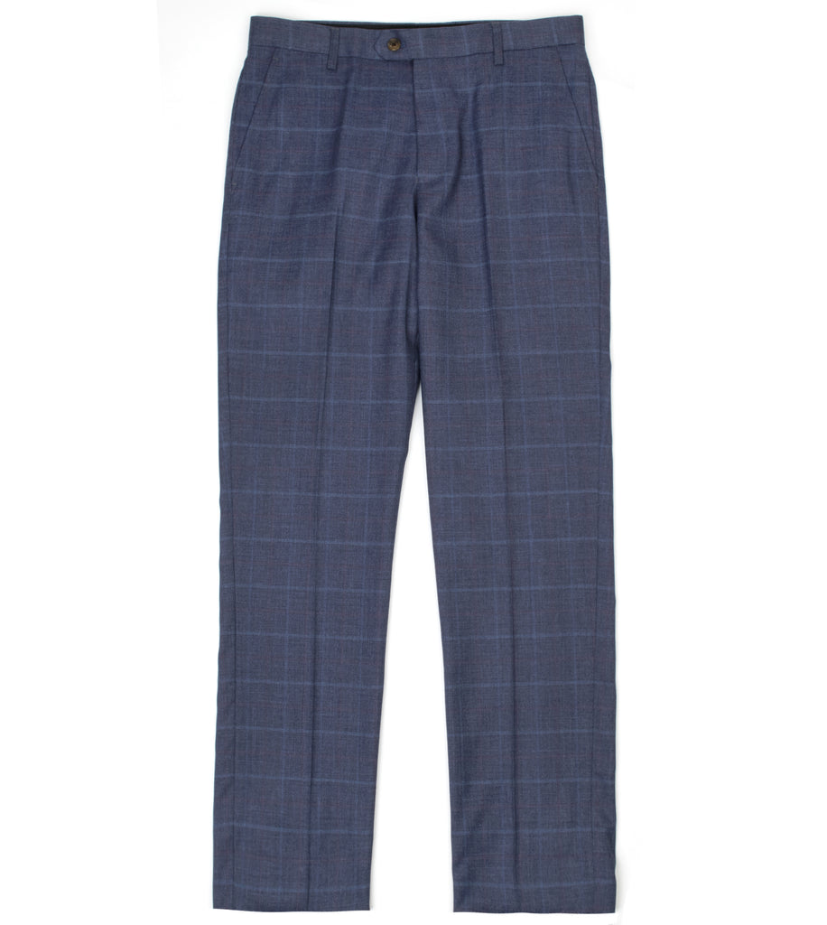 Haruo Check Suit Pants