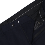 Kobayashi Space Blue Suit Pants