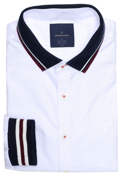 Kashuki Rugby Oxford White