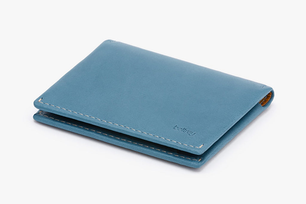 Slim Sleeve Wallet - Arctic Blue