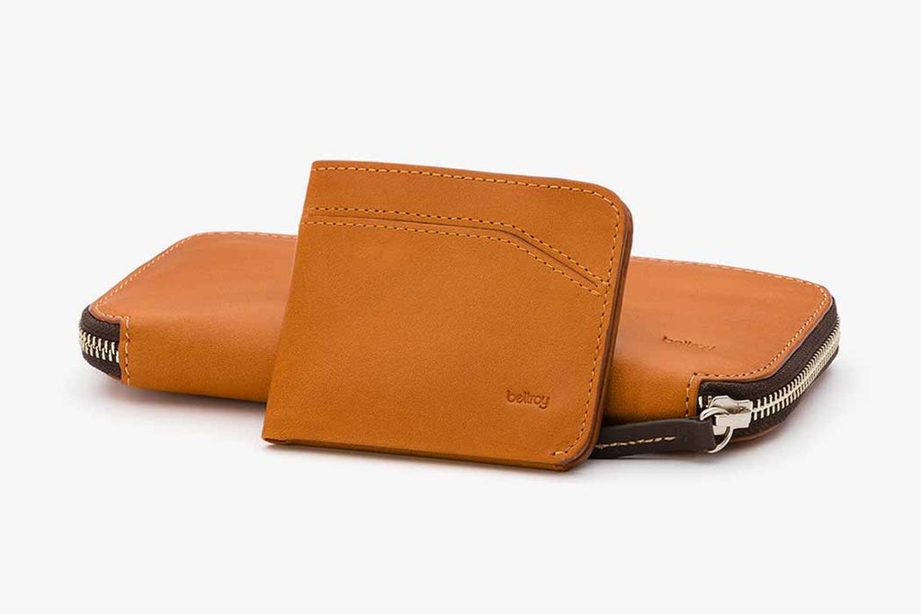 Carry Out Wallet - Caramel