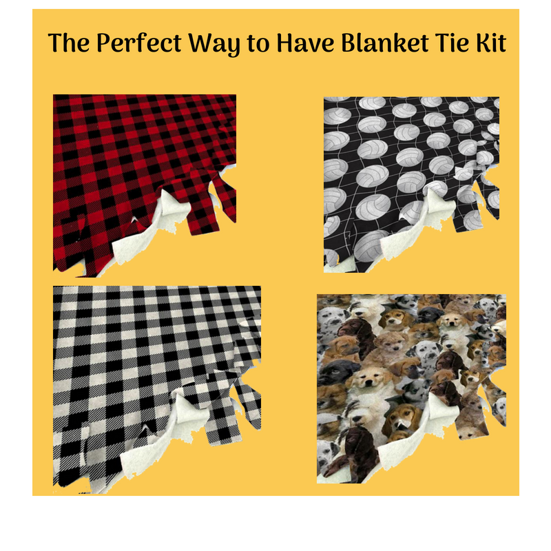 The Perfect Way to Have Blanket Tie Kit