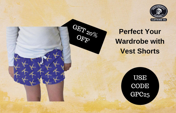 Perfect Your Wardrobe with Vest Shorts