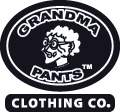 Grandma Pants colorful fleece pants
