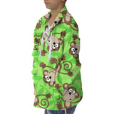 Monkey Bussiness Adult Collared Top