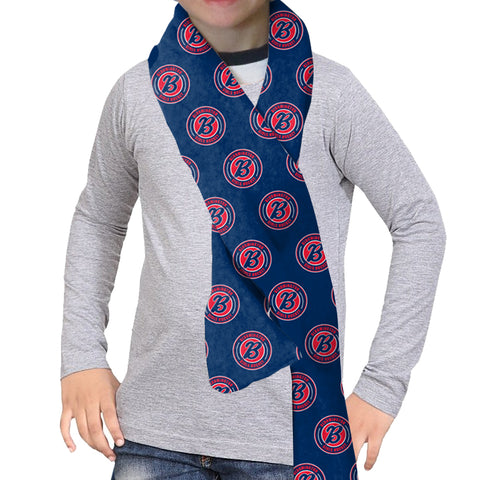 Bloomington Girls Hockey Scarf
