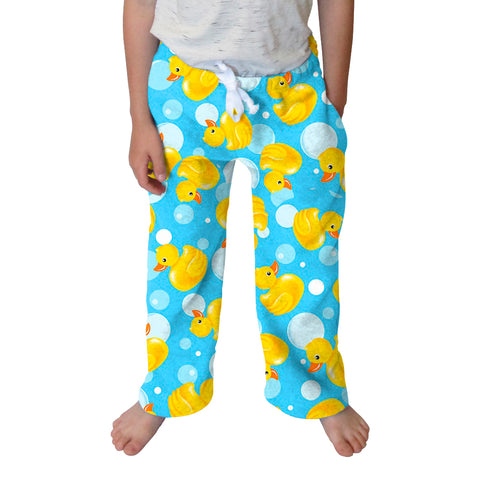 Bubble Ducks Toddler Pant