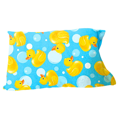 Bubble Ducks Pillow Case