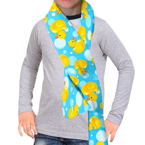 Bubble Ducks Scarf