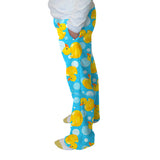 Bubble Ducks Womens Adult Pant