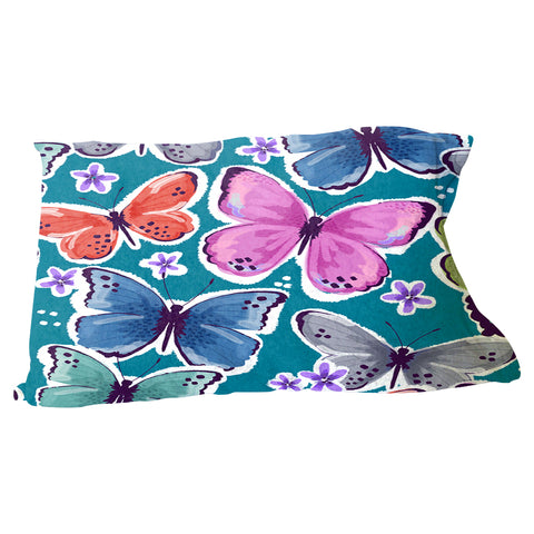Wild Butterflies Pillow Case