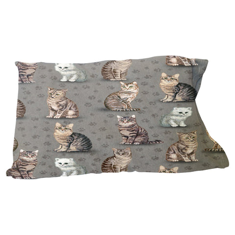 Purrfect Kitties Pillow Case