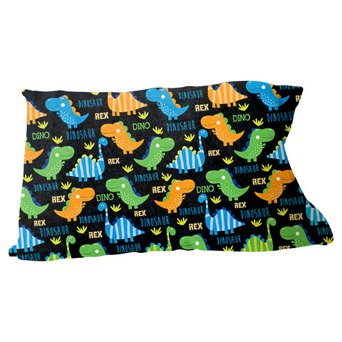 Dinosaur Fun Pillow Case