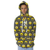 Emoji Emoji Adult Hooded Top