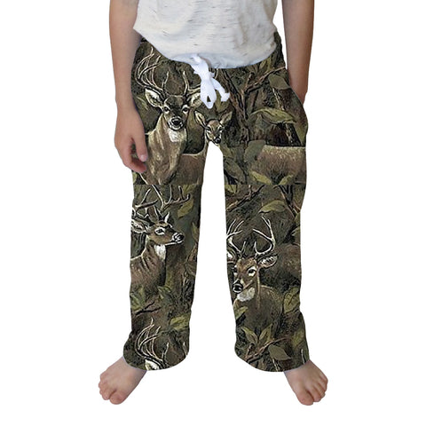 Forest Deer Youth Pant
