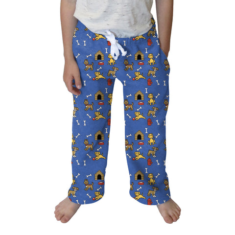 Friendly Pups Toddler Pant