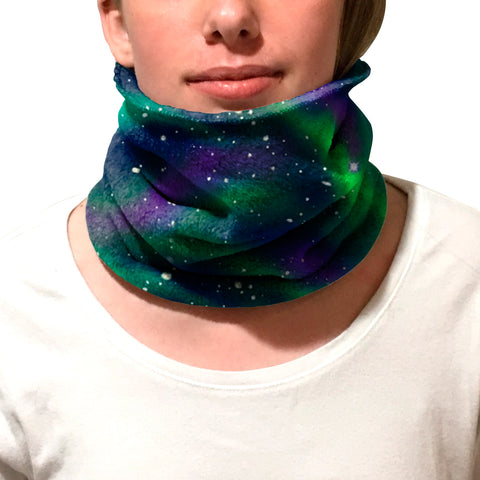 Great Northern Lights Youth and Adult Neck Warmer
