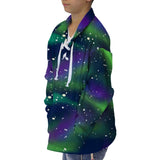 Great Northern Lights Youth Collared Top