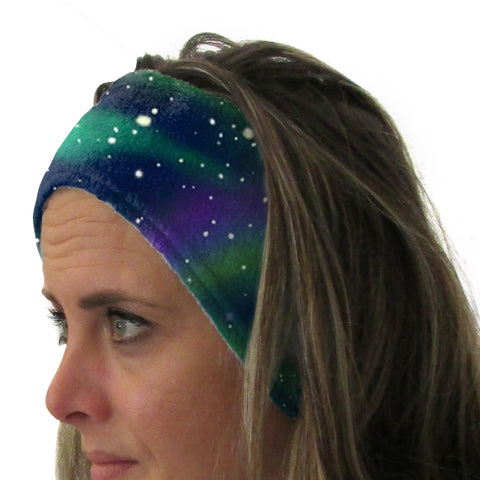 Great Northern Lights Youth and Adult Head Band