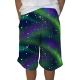 Great Northern Lights Youth Knee Length Short