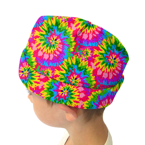 Groovy Tye Dye Youth and Adult Hat