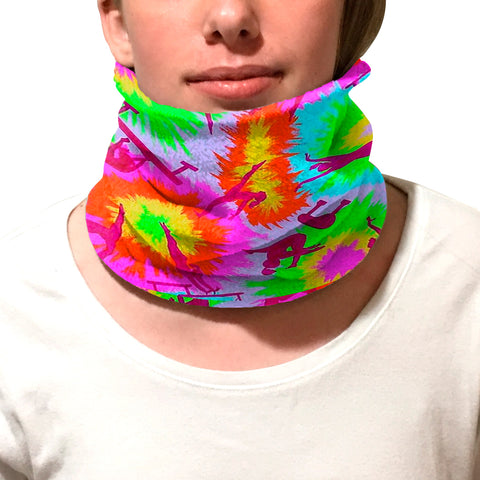 Gymastics Youth and Adult Neck Warmer