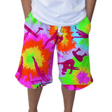 Gymastics Youth Knee Length Short