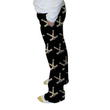 Hat Trick Hockey Black Womens Adult Pant