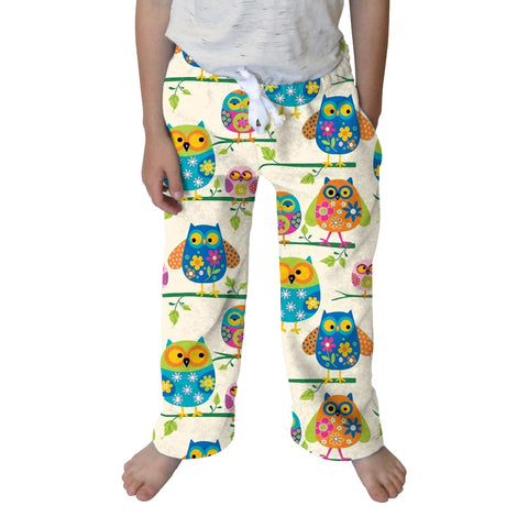 Hooting Owls Youth Pant