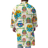 Hooting Owls Youth and Adult Robe