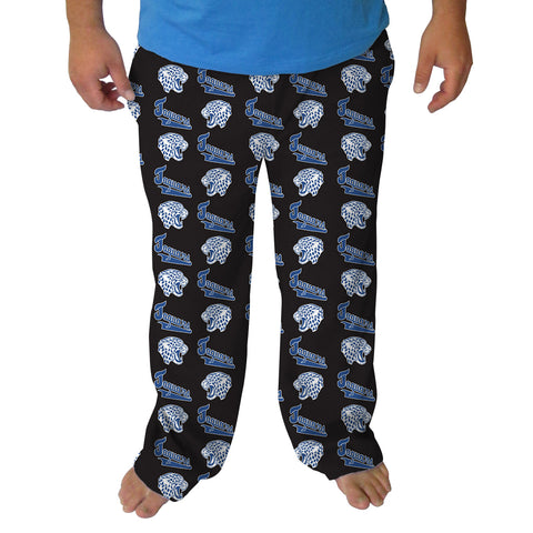 Jefferson Jaguars Black Mens Adult Pant