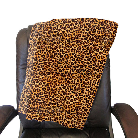 Jungle Cat Blanket - Double Sided