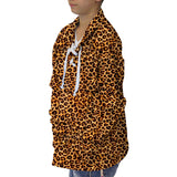 Jungle Cat Adult Collared Top