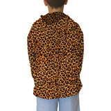 Jungle Cat Youth Hooded Top